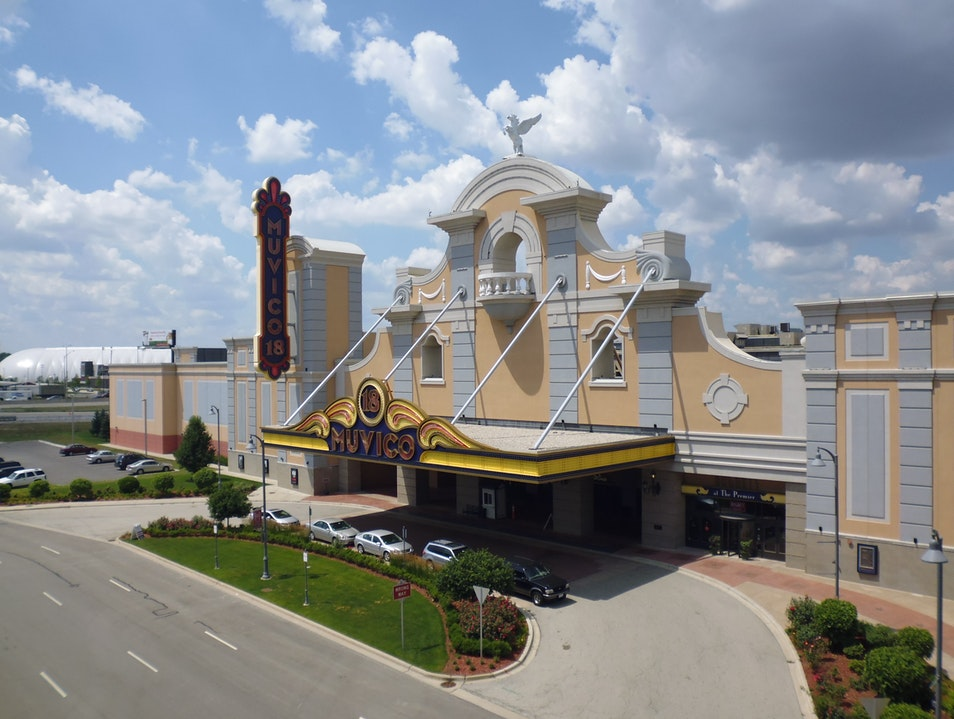 Muvico Theaters Des Plaines Illinois United States
