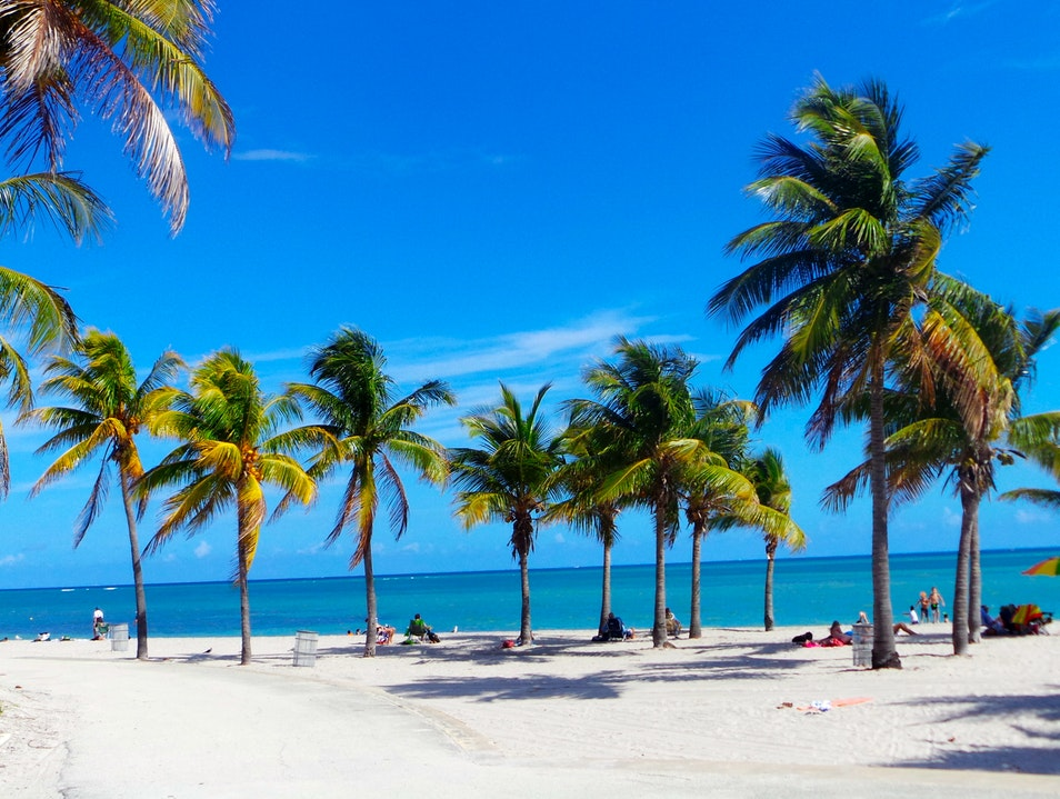 A Beautiful Beach That Will Leave You Breathless Key Biscayne Florida United States