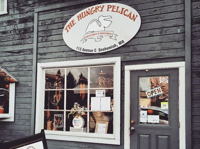 The Hungry Pelican Snohomish Washington United States