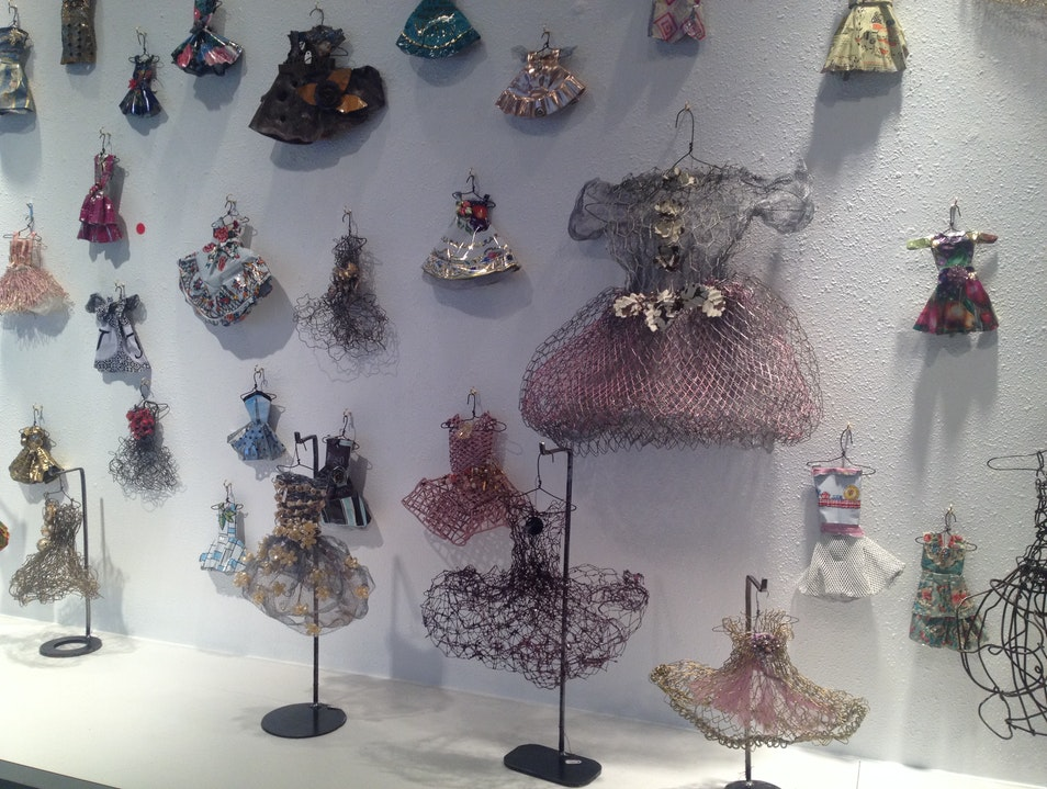 Mariposa Gallery Flies Away with Imaginative Creations Albuquerque New Mexico United States