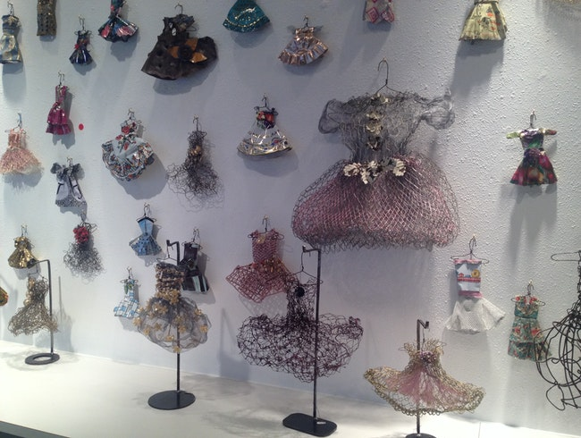 Mariposa Gallery Flies Away with Imaginative Creations