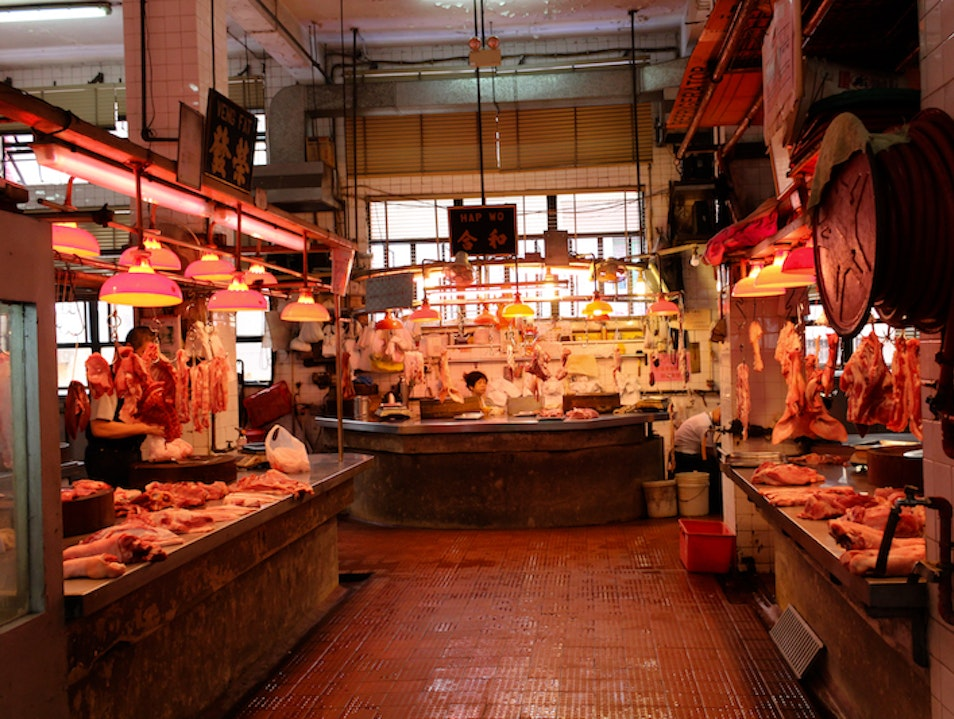Halal in Macau -  butcher and a list of places to go Macau  Macau