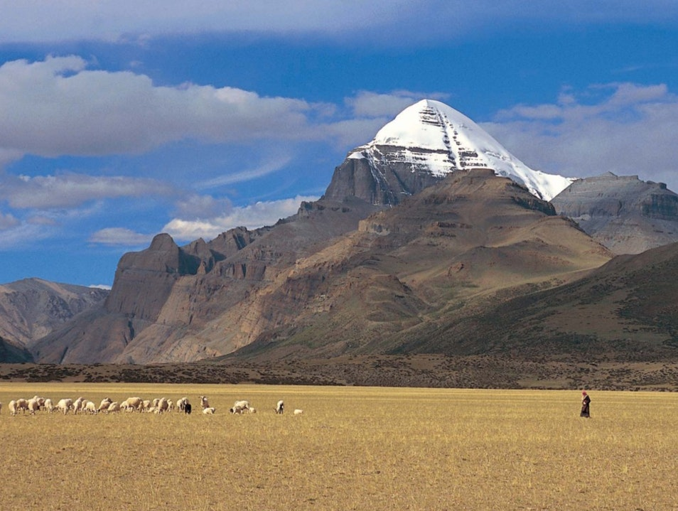 Kailash Tour Lasa  China