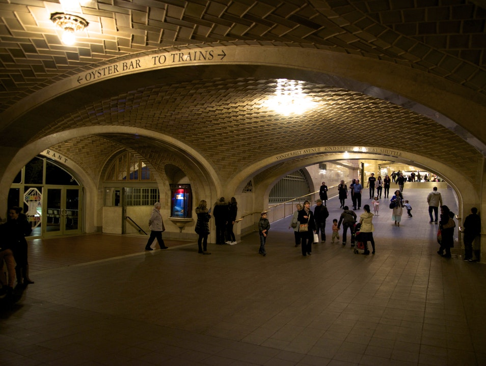 The Whispering Gallery   New York New York United States