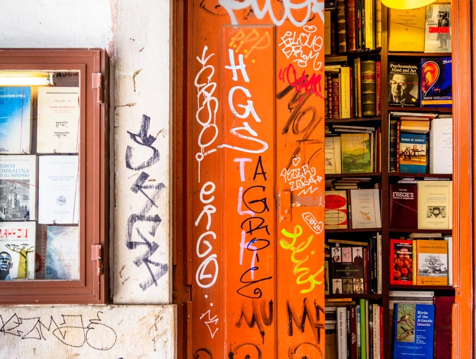 Smallest Bookshop in the World
