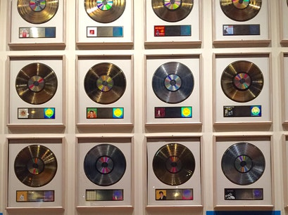 Country Music Hall of Fame and Museum Nashville Tennessee United States