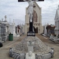 St. Roch Chapel Cemetery New Orleans Louisiana United States