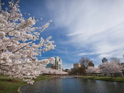 Big Spring Park Huntsville Alabama United States