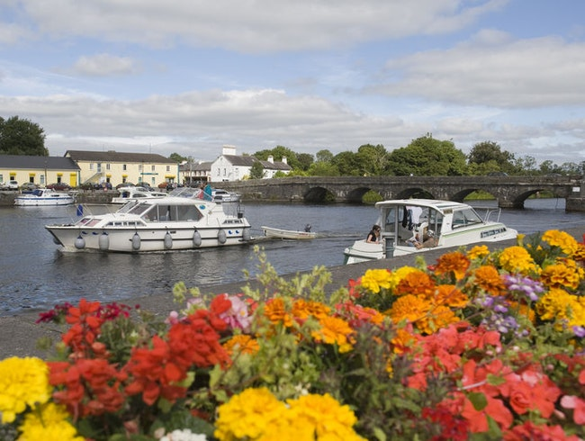 A slow cruise along Ireland's waterways