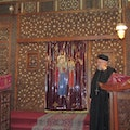 Saint Mary Coptic Orthodox Church Cairo  Egypt