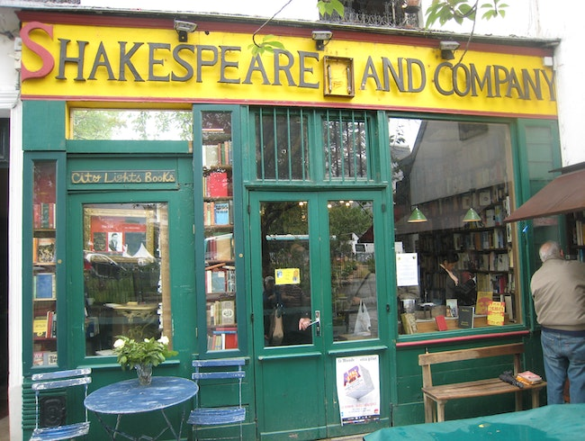 The Bard's Bookstore