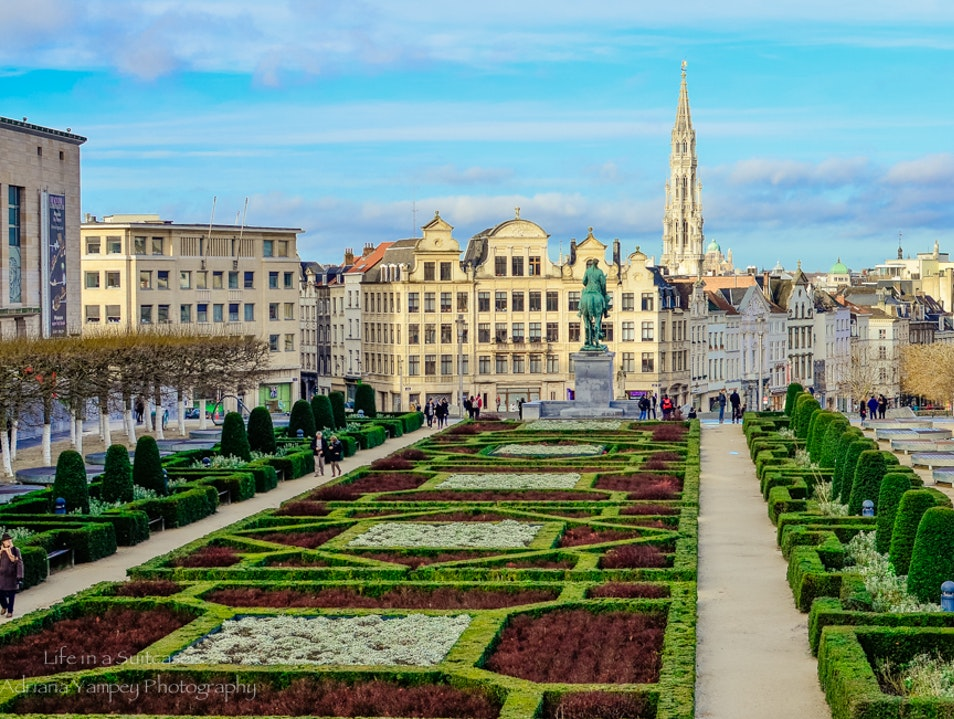 Amazing view Brussels  Belgium