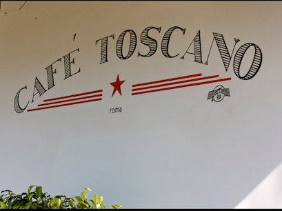 Cafe Toscano, Roma Mexico City  Mexico