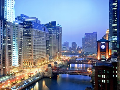 The Westin Chicago River North Chicago Illinois United States