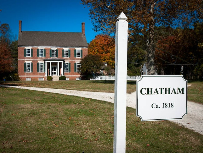 Old times and new vines at Chatham Vineyards