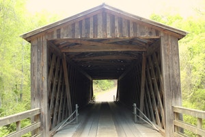 Elder's Mill Covered Bridge
