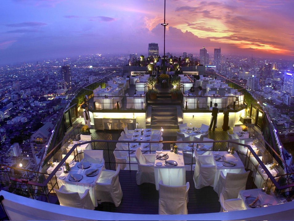 On Cloud Nine Bangkok  Thailand
