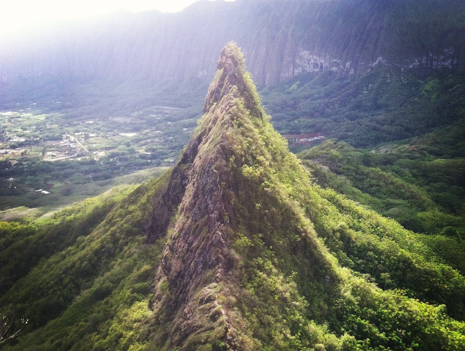 Three Peaks—Magical Kailua Hawaii United States