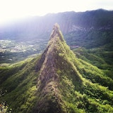 Mount Olomana Hiking Trail