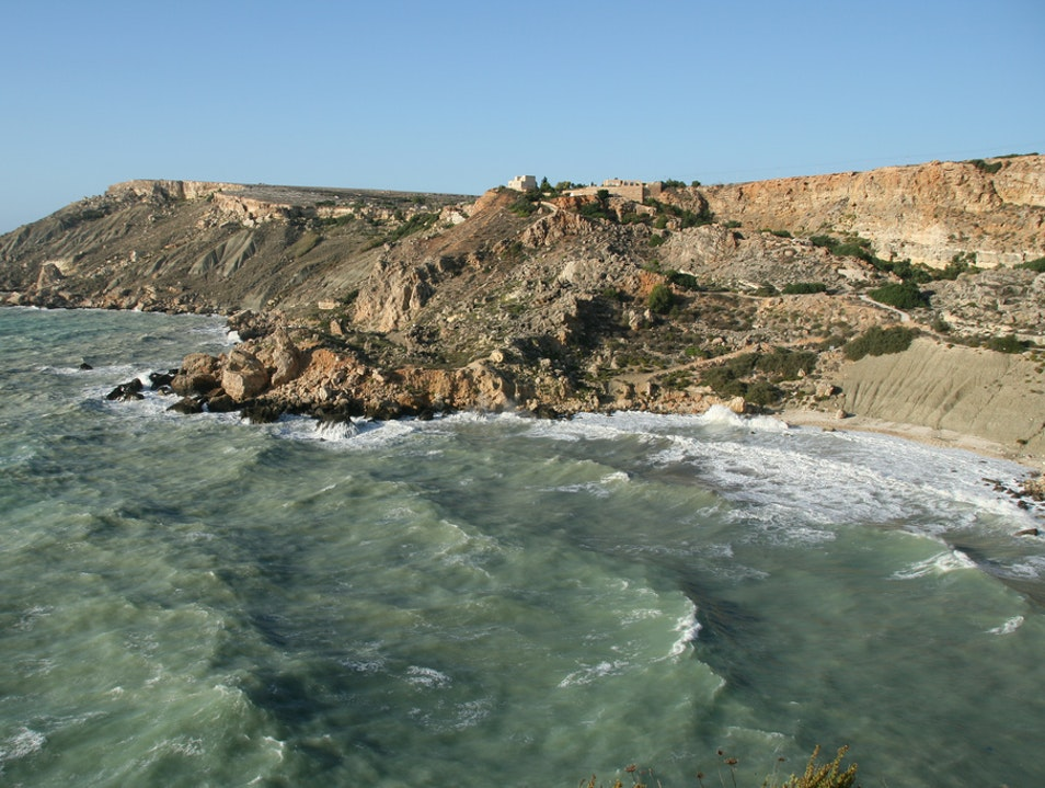 A Truly Secluded Beach Experience Rabat  Malta