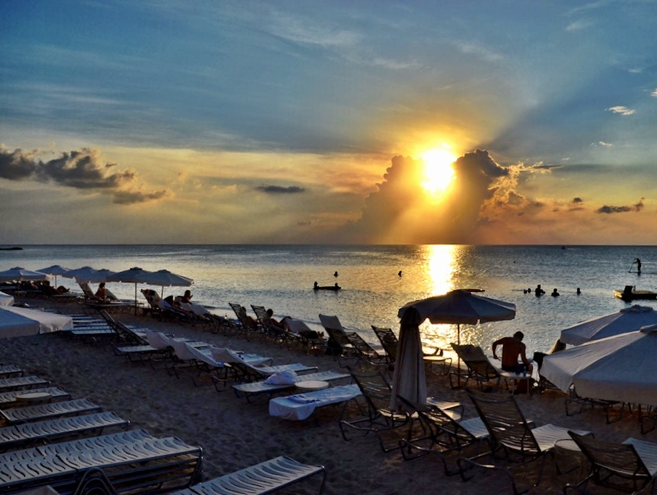 The perfect beachside escape on Grand Cayman