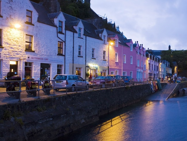 Portree Harbor