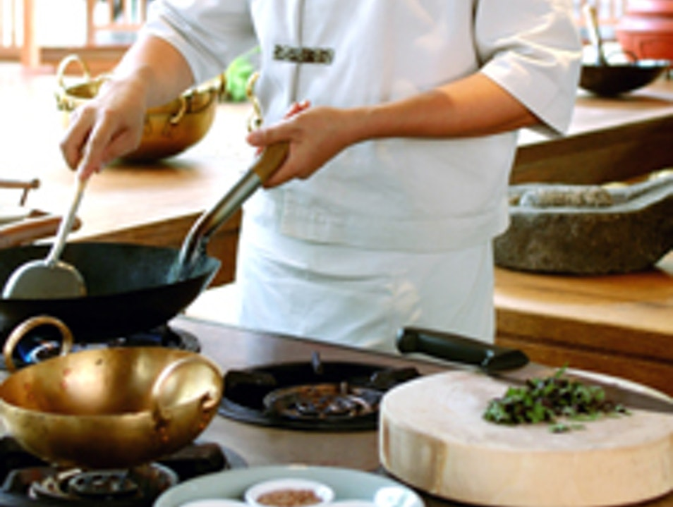 Cooking Schools: Luxury Foodie Tours of Thailand