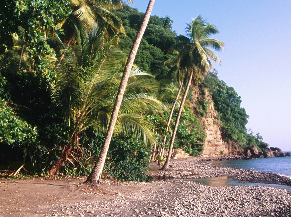 Anse Chastanet Soufriere  Saint Lucia