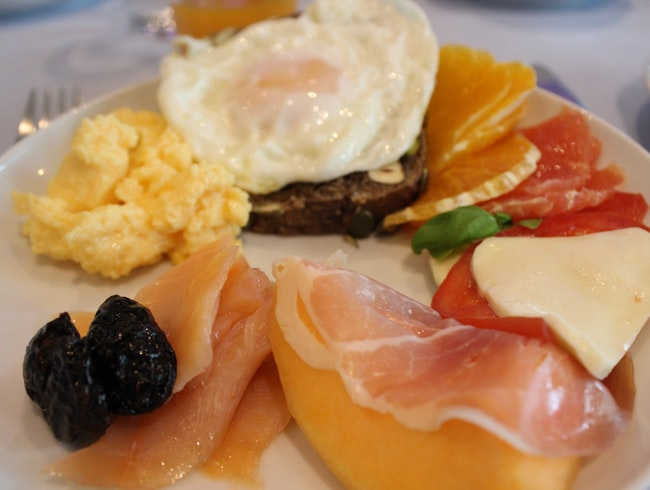 Munich's Best Breakfast Buffet at Hotel Schiller