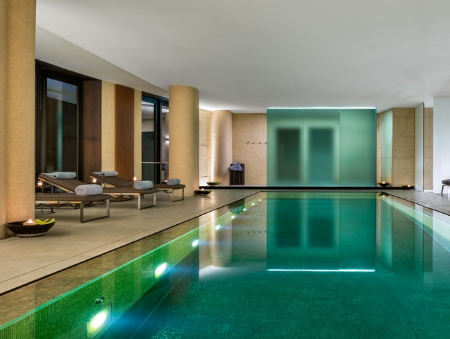 Relax with a Massage and a Cocktail at Bulgari Hotel Milan