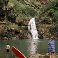 Waimea Valley Haleiwa Hawaii United States