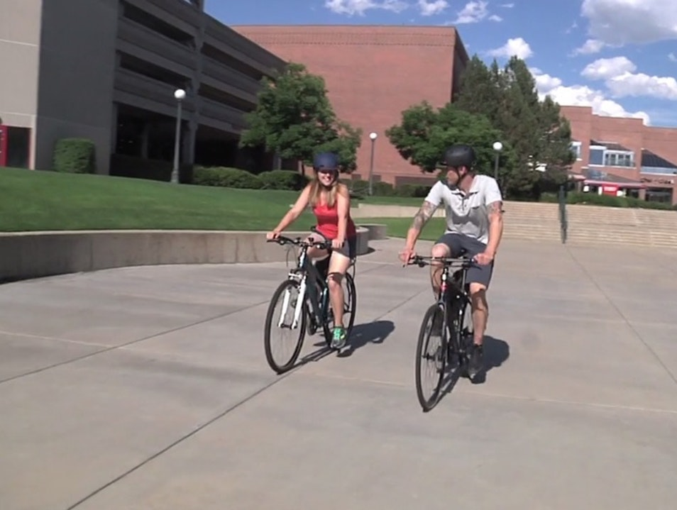 Your Guide to A Comfortable & Easy Bike Commute Denver Colorado United States