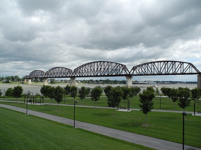 Louisville Waterfront Park Louisville Kentucky United States