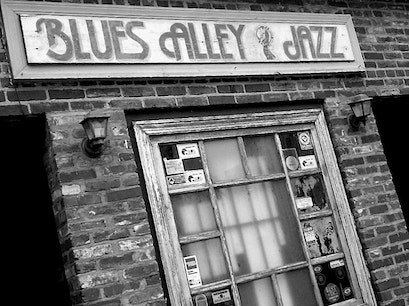 Blues Alley Washington, D.C. District of Columbia United States