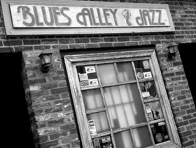 A Night of Jazz in Georgetown