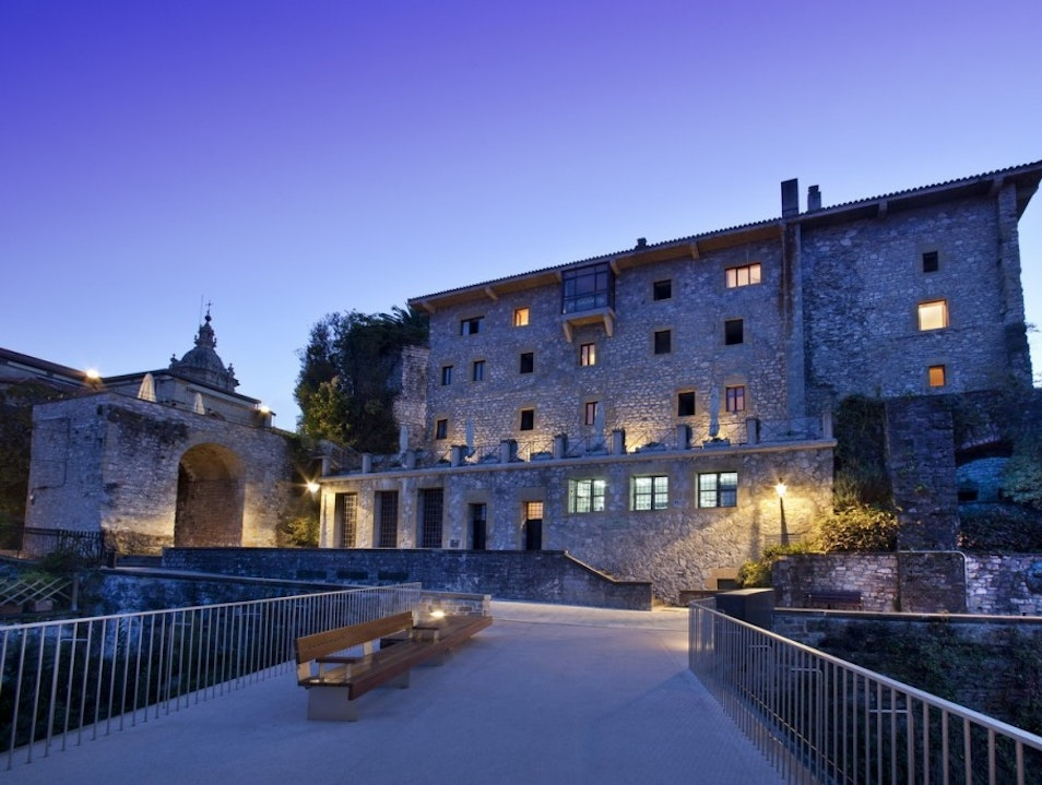 The Parador, Perfect for a Short Stop or Stay Hondarribia  Spain