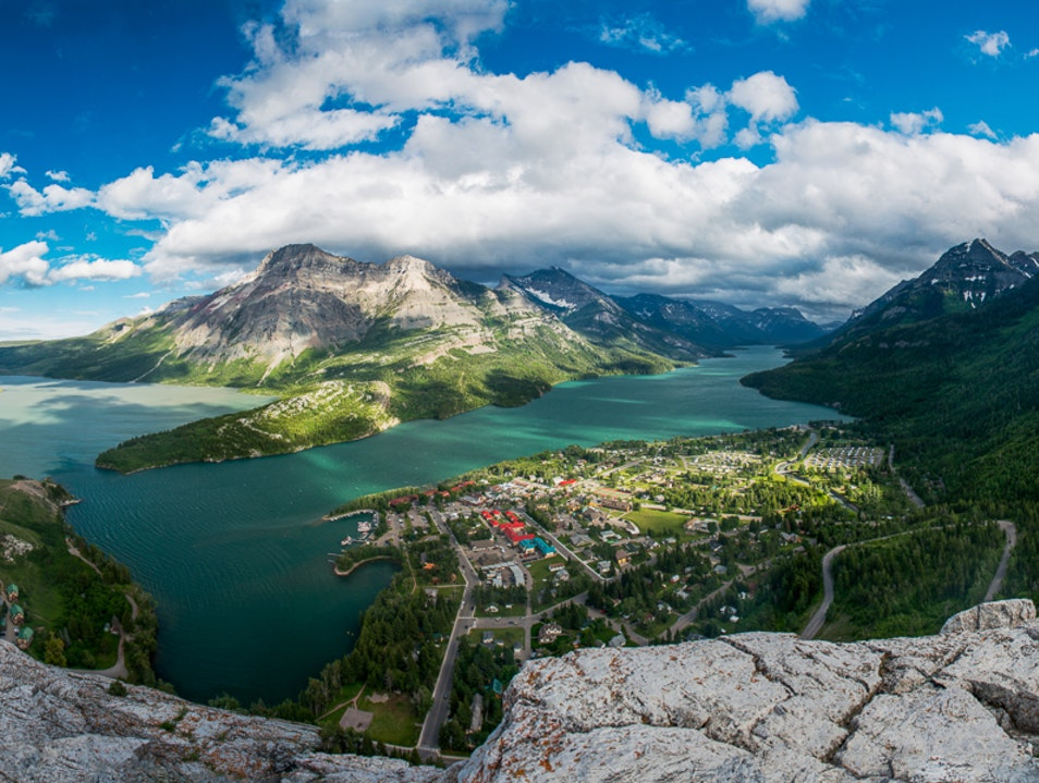 For Icons and Imagination Waterton Park  Canada