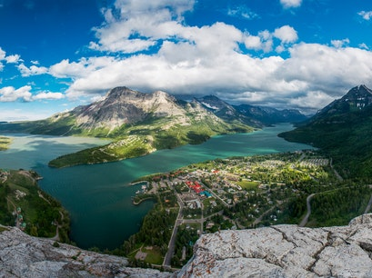 Waterton Lakes National Park Waterton Park  Canada