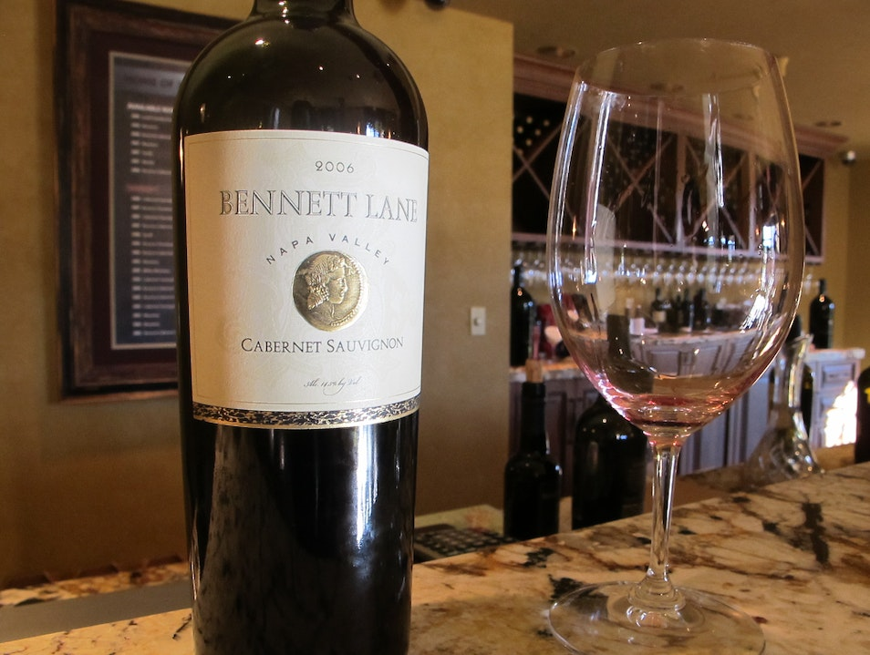 The Home of Powerful Reds from Napa Valley Calistoga California United States