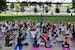 Free Yoga on the Bay Miami Florida United States