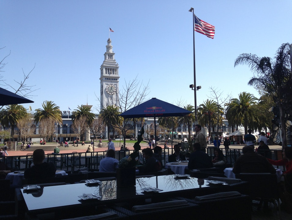 Ferry building San Francisco California United States