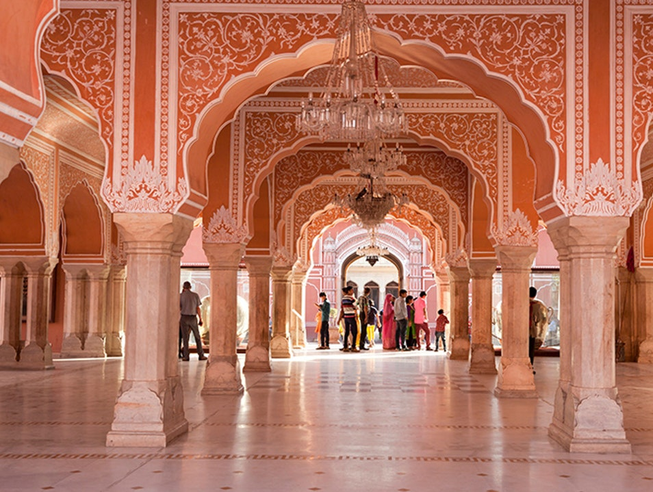 Rose Colored History Jaipur  India