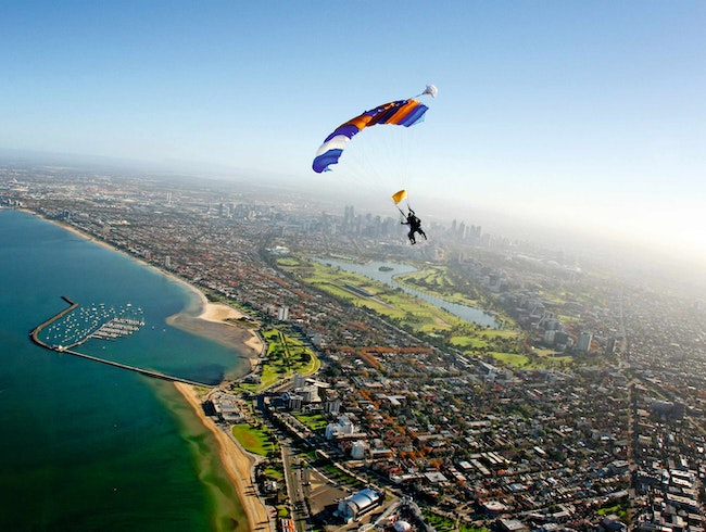 Skydive Down Under