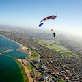 Skydive the Beach Melbourne Saint Kilda  Australia