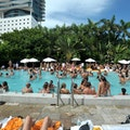 Shore Club South Beach Hotel Miami Beach Florida United States