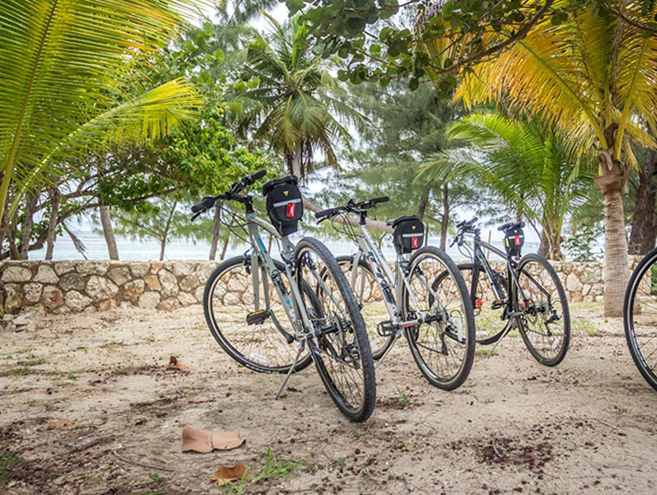 Cayman Eco Rides Rum Point  Cayman Islands