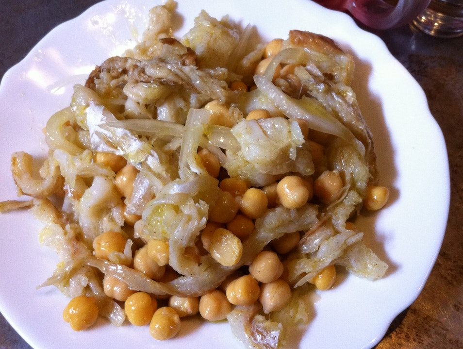 Punheta de Bacalhau - A bad word for a dish (at least in portuguese) Porto  Portugal