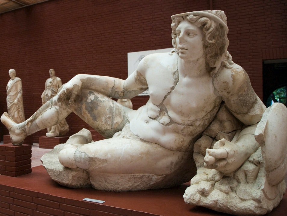 Ephesus Archaeological Museum Selçuk  Turkey