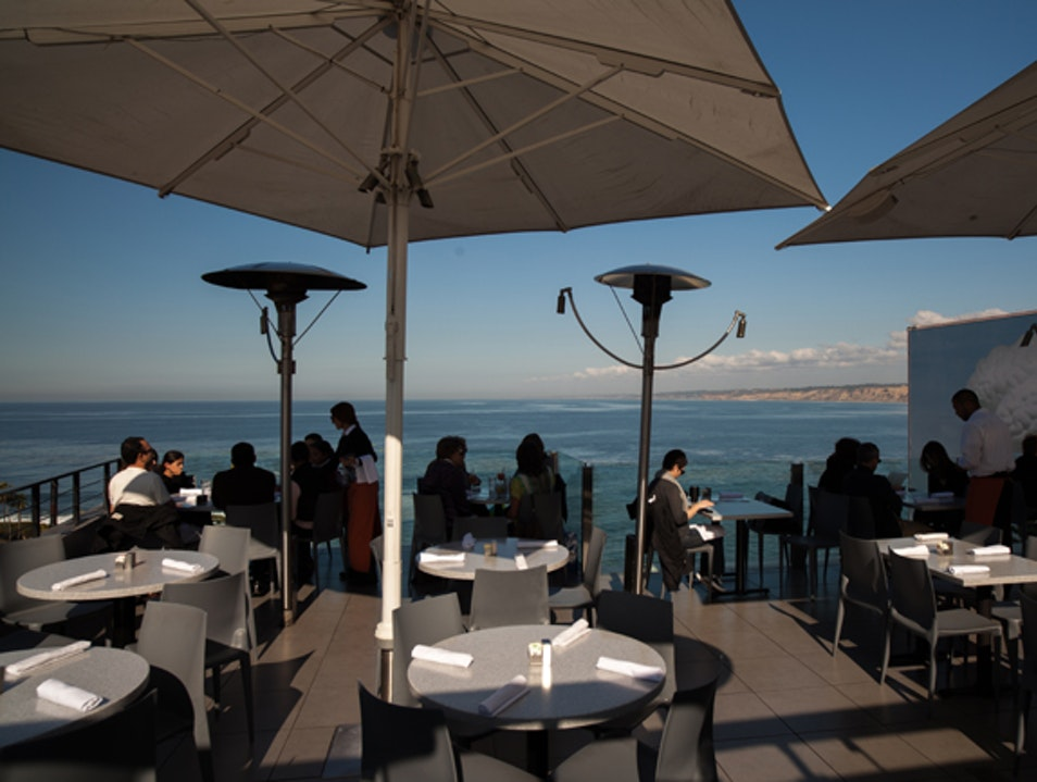 A million-dollar view and delectable fish tacos San Diego California United States