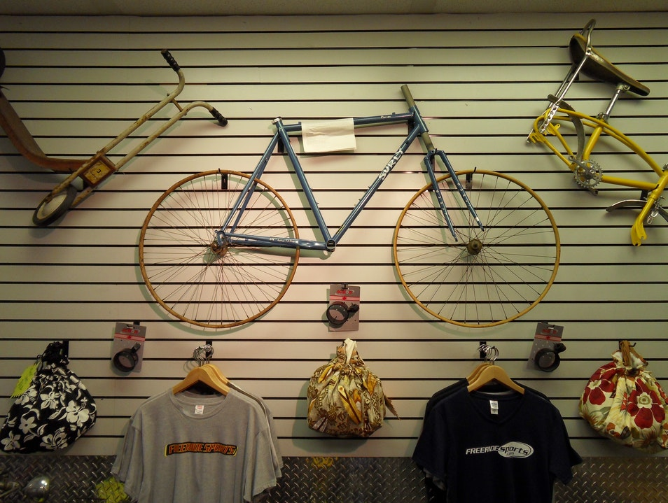 Freeride Sports Haddonfield New Jersey United States